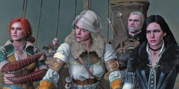 Preparativos de batalla - The Witcher 3: Wild Hunt