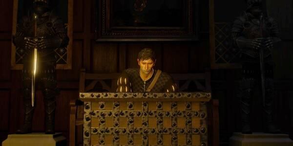 ¡Ábrete, sésamo! El ladrón de cajas fuertes en The Witcher 3: Wild Hunt - Hearts of Stone (DLC)