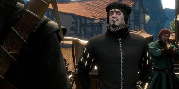 Llega el recaudador de impuestos en The Witcher 3: Wild Hunt - Hearts of Stone (DLC)