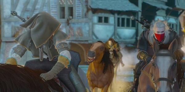 Agradecimiento - The Witcher 3: Wild Hunt