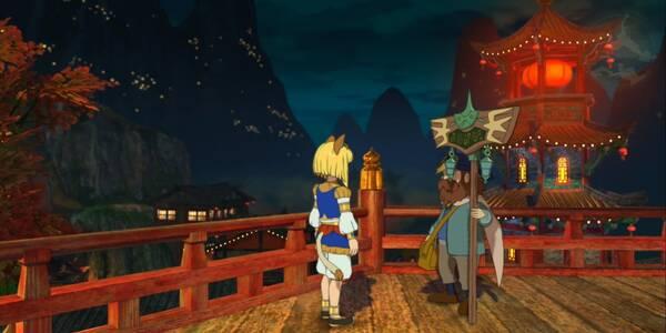 Recados normales / exprés en Ni No Kuni 2: El renacer de un reino