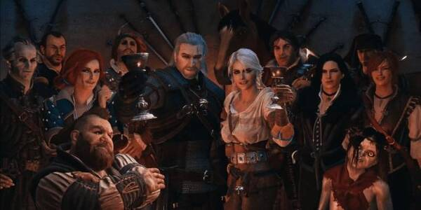 Algo termina, algo comienza - The Witcher 3: Wild Hunt