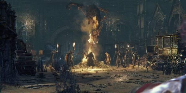 Yharnam Central en Bloodborne - Consejos y secretos