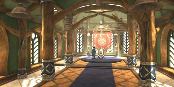 Capítulo 4: La leyenda de Donovan en Ni No Kuni 2: El renacer de un reino