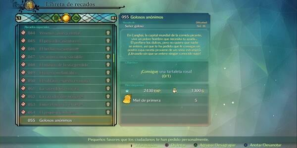 Recado Especial 055 - Golosos anónimos en Ni No Kuni 2: El renacer de un reino