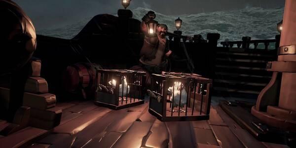 Cómo conseguir oro rápido en Sea of Thieves
