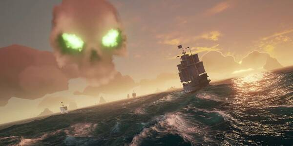 Tipos de misiones, compañías y recompensas en Sea of Thieves