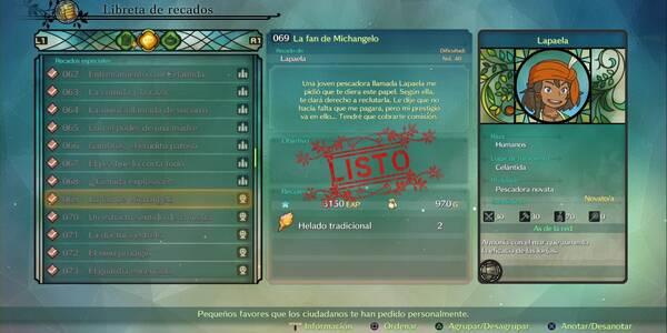 Recado Especial 069 - La fan de Michangelo en Ni No Kuni 2: El renacer de un reino