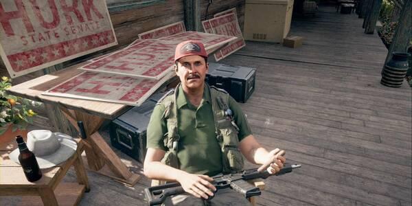 El hijo pródigo en Far Cry 5