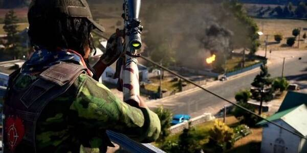 Escondites de preparacionista en Far Cry 5: dónde encontrarlos