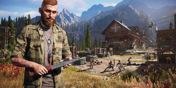 Escondites de preparacionista: región de Jacob en Far Cry 5