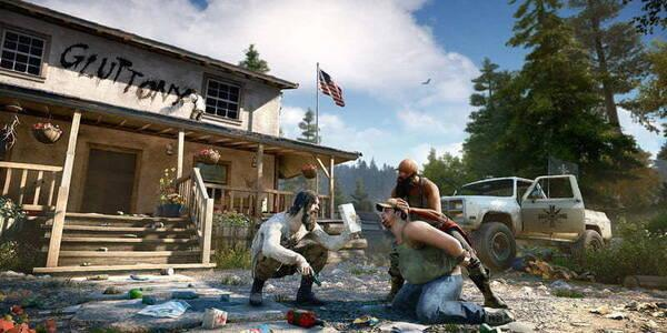 Puestos de la secta en Far Cry 5