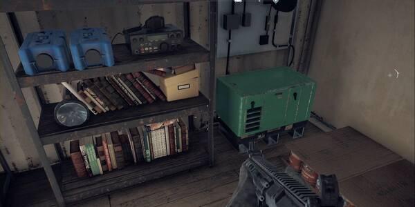 Preparativos en Far Cry 5