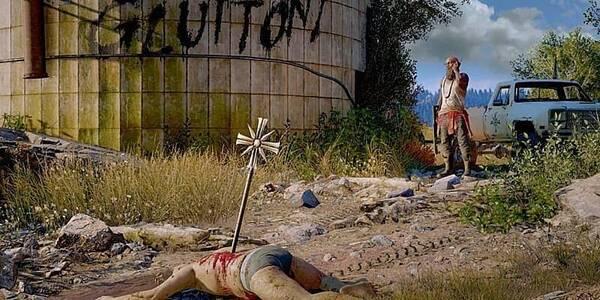 Coleccionables en Far Cry 5