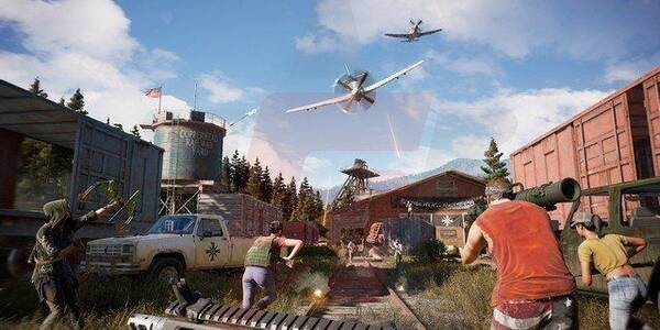 Preguntas frecuentes en Far Cry 5