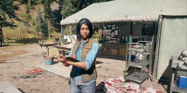Hora de cenar en Far Cry 5