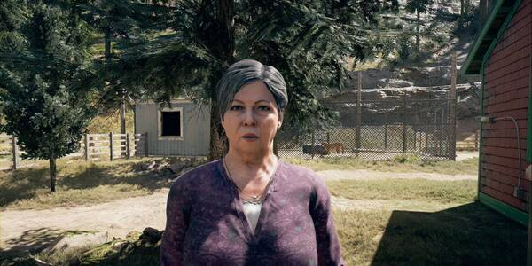 Ven, gatita bonita en Far Cry 5