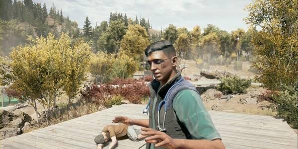 Órdenes del médico en Far Cry 5