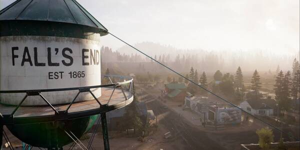 Fall's End en Far Cry 5