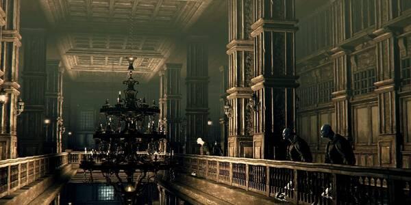 Segunda planta del Aula de Conferencias en Bloodborne - Consejos y secretos