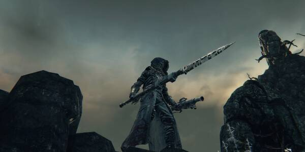 Lanza fusil - Bloodborne