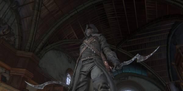 Hoja de piedad - Bloodborne