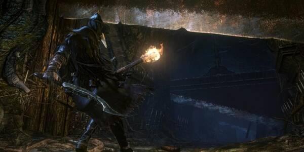 Antorcha de cazador - Bloodborne