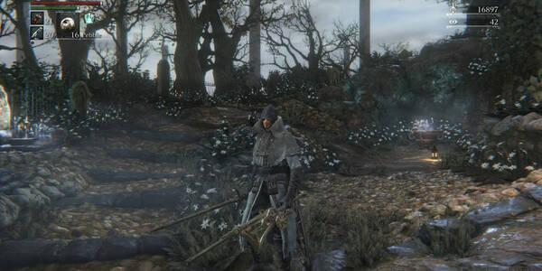 Fusil de Ludwig - Bloodborne