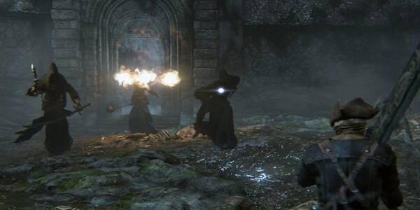 Sombra de Yharnam en Bloodborne - Cómo matarla y recompensas