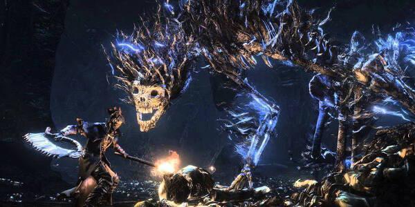 Bestia Oscura Paarl en Bloodborne - Cómo matarla y recompensas