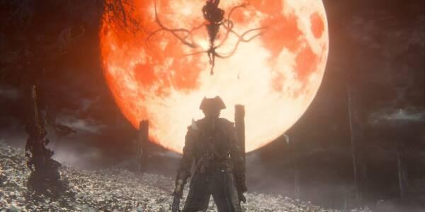 Presencia lunar en Bloodborne - Cómo matarla y recompensas