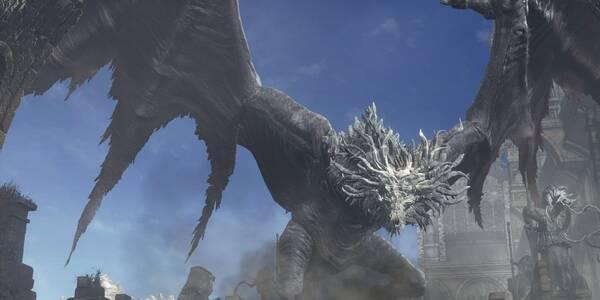 Dark Souls 3 - Wyvern Antiguo: cómo derrotarlo fácilmente