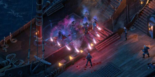 Modos de juego y dificultades de Pillars of Eternity 2: Deadfire