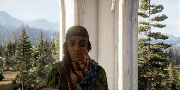 Grace en peligro en Far Cry 5
