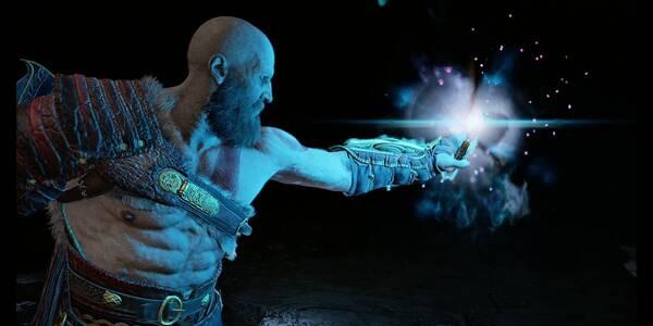 Dentro de la montaña - Misión historia God of War PS4