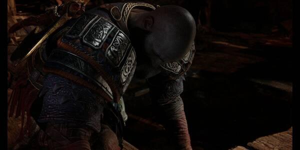 Detrás de la cerradura - Misión historia God of War PS4