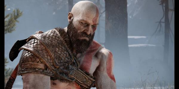 Los árboles marcados - Misión historia God of War PS4