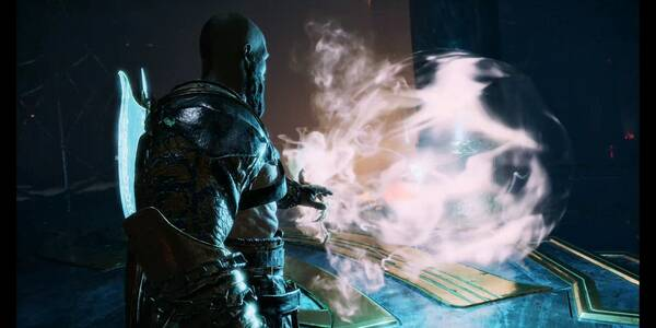 Entre los reinos - Misión historia God of War PS4