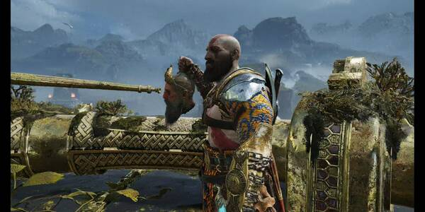 Jötunheim al alcance - Misión historia God of War PS4