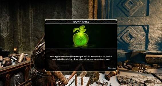Todas las manzanas de Idunn en God of War (PS4) - LOCALIZACIÓN
