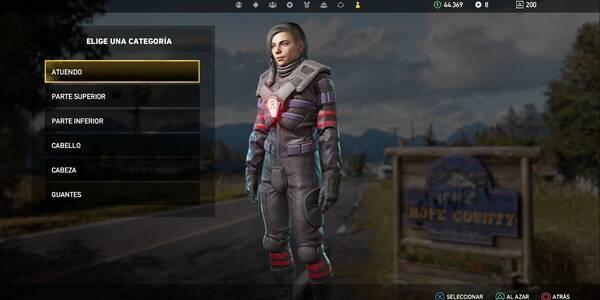Cómo conseguir la armadura Omega en Far Cry 5