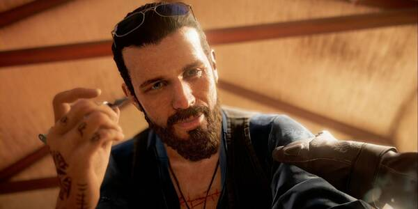 La expiación en Far Cry 5