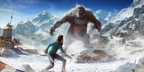 El Bigfoot en Far Cry 5