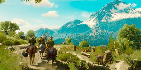 Historia principal de Blood & Wine en The Witcher 3: Wild Hunt