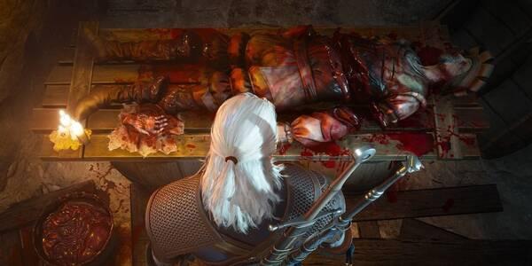 La bestia de Toussaint en The Witcher 3: Wild Hunt - Blod & Wine (DLC)