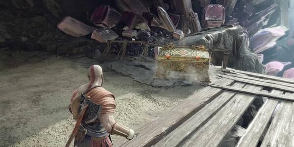 God of War (PS4): TODOS los Cofres legendarios y su localización