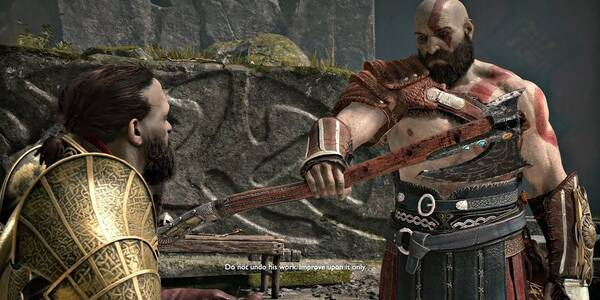 Cómo mejorar las armas al máximo en God of War PS4