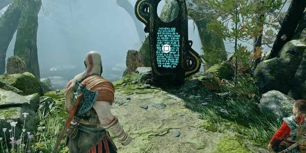 TODOS los Marcadores de saber y dónde encontrarlos en God of War (PS4)