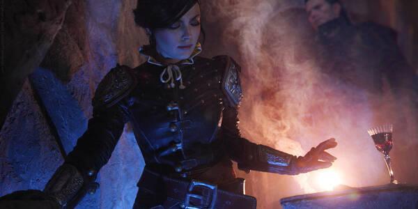 Romance y sexo con Syanna en The Witcher 3: Wild Hunt - Blood & Wine (DLC)