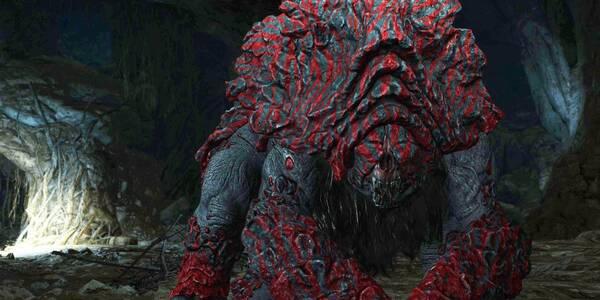 El monstruo de Tufo en The Witcher 3: Wild Hunt - Blood & Wine (DLC)